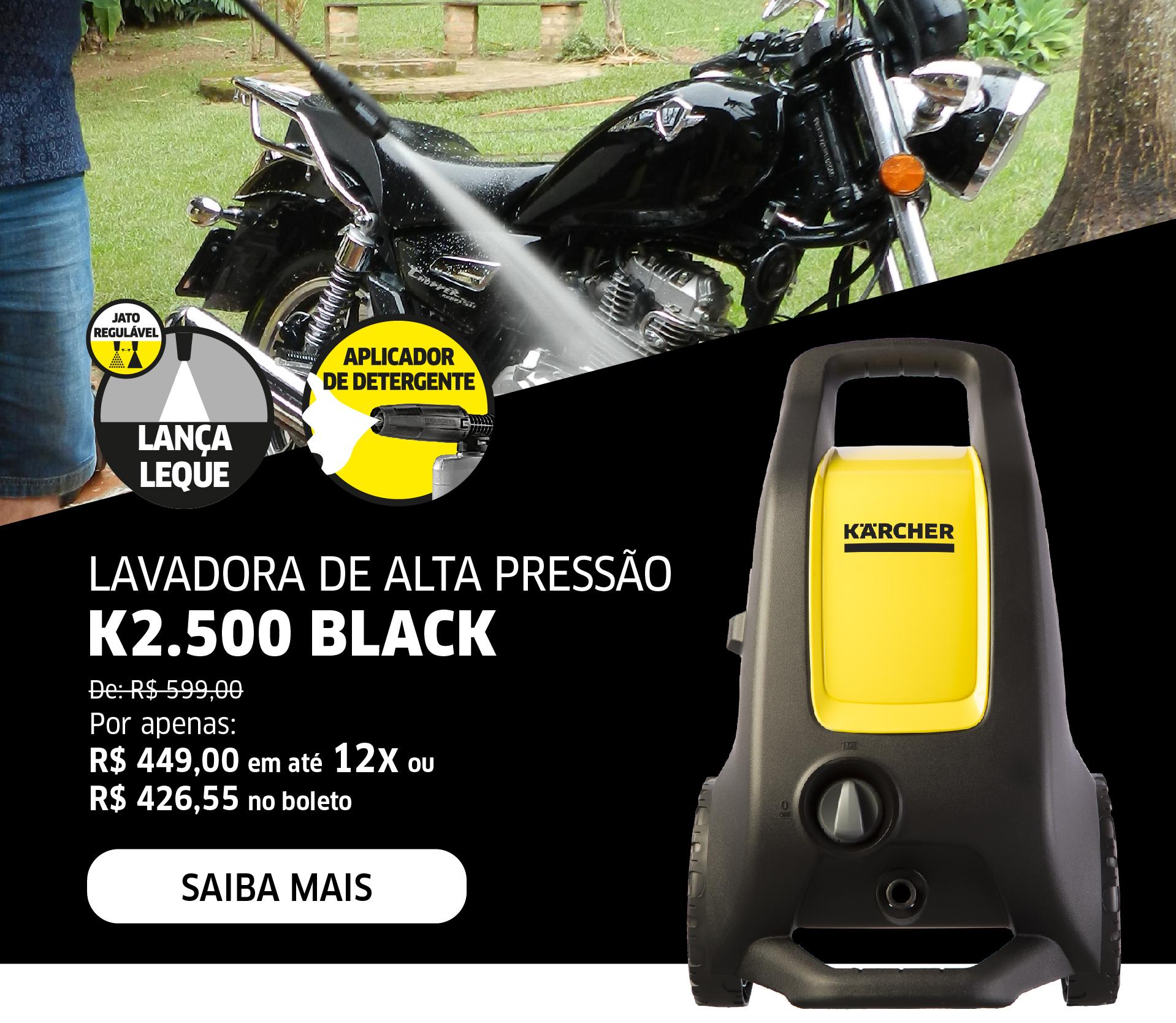 K2500 Black Mobile